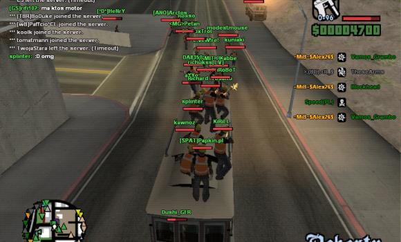 GTA San Andreas SA-MP Ekran Görüntüleri - 6