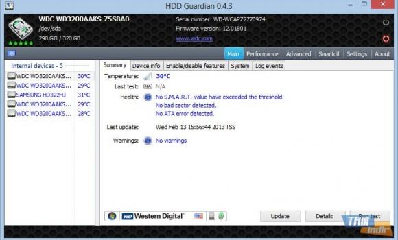 HDD Guardian Ekran Görüntüleri - 3