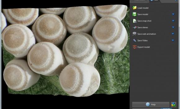 Helicon 3D Viewer Ekran Görüntüleri - 1