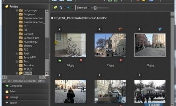 Helicon Photo Safe Ekran Görüntüleri - 2