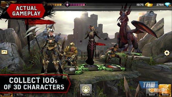 Heroes of Dragon Age Ekran Görüntüleri - 4