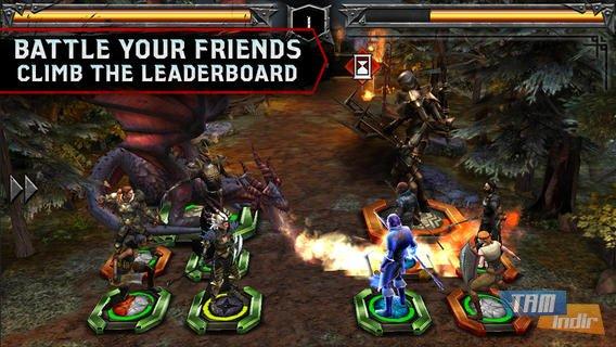 Heroes of Dragon Age Ekran Görüntüleri - 2