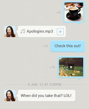 hike messenger Ekran Görüntüleri - 1