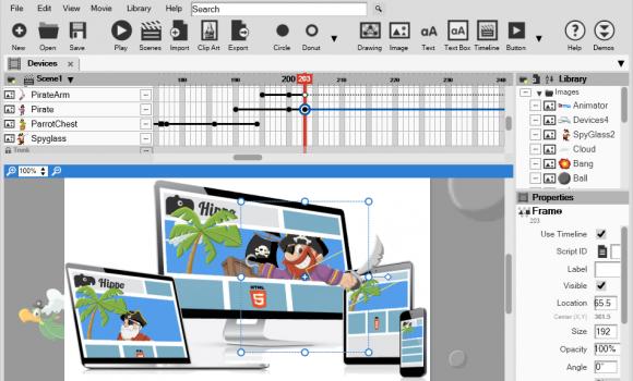 Hippo Animator Ekran Görüntüleri - 3