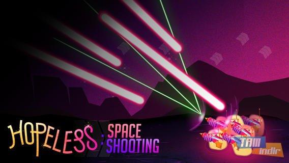 Hopeless: Space Shooting Ekran Görüntüleri - 5