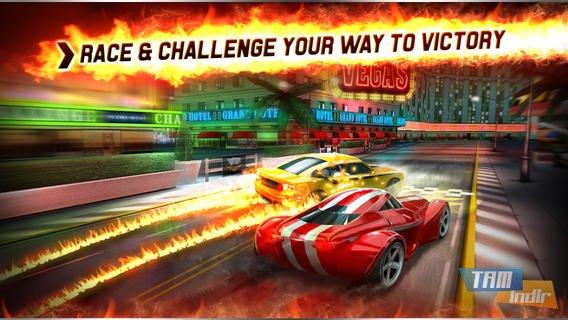 Hot Rod Racers Ekran Görüntüleri - 4