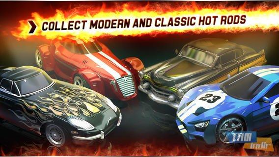Hot Rod Racers Ekran Görüntüleri - 3