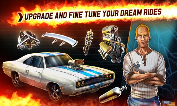 Hot Rod Racers Ekran Görüntüleri - 1