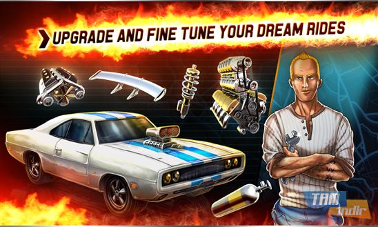 Hot Rod Racers Ekran Görüntüleri - 2