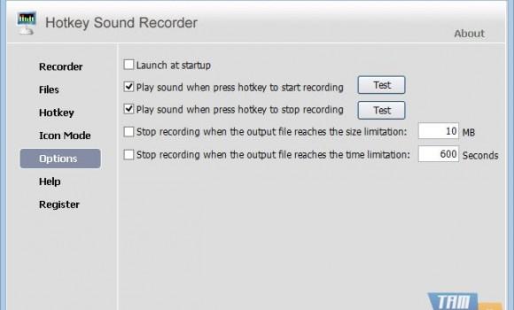 Hotkey Sound Recorder Ekran Görüntüleri - 1