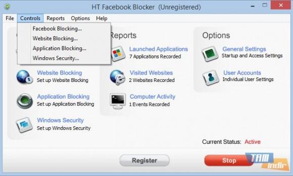 HT Facebook Blocker Ekran Görüntüleri - 5
