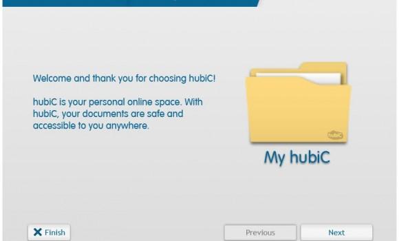 hubiC Ekran Görüntüleri - 5