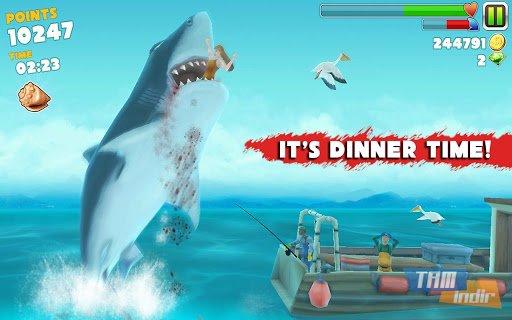 Hungry Shark Evolution Ekran Görüntüleri - 6