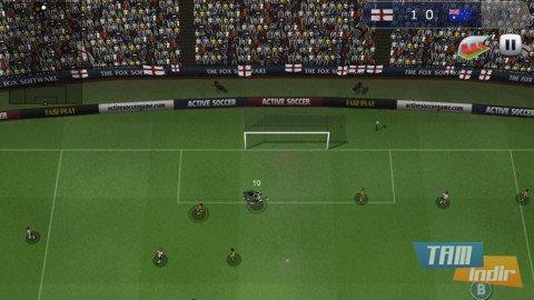 Active Soccer Ekran Görüntüleri - 4