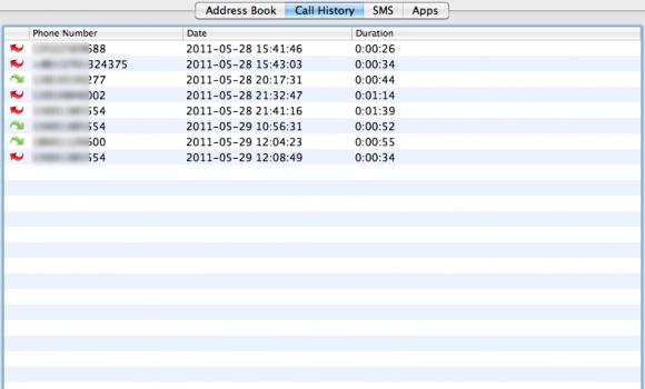 iBackup Viewer Ekran Görüntüleri - 3