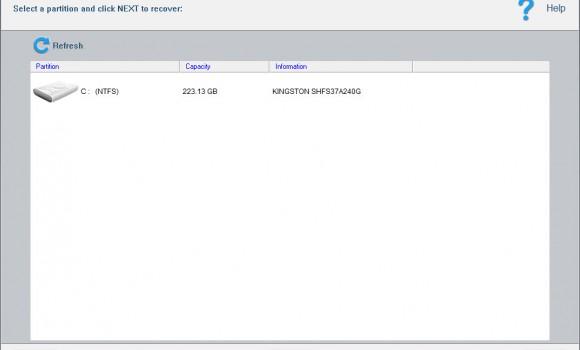 iCare Data Recovery Free Edition Ekran Görüntüleri - 2