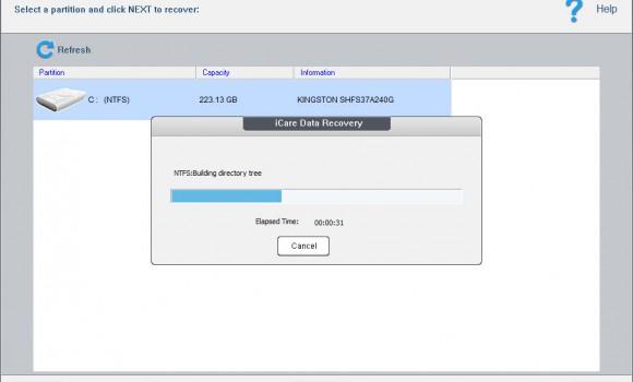 iCare Data Recovery Free Edition Ekran Görüntüleri - 4