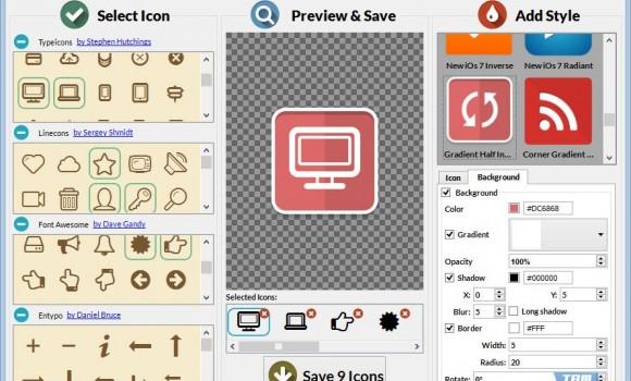 Iconion Ekran Görüntüleri - 2