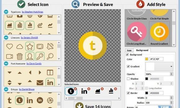 Iconion Ekran Görüntüleri - 1