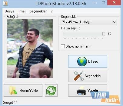 IDPhotoStudio Ekran Görüntüleri - 2