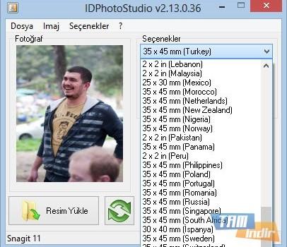 IDPhotoStudio Ekran Görüntüleri - 1