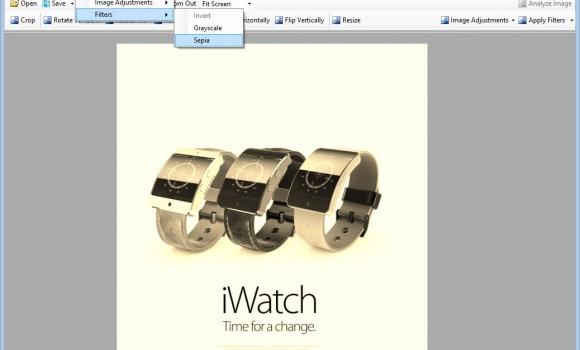 Image Editing Software Ekran Görüntüleri - 2