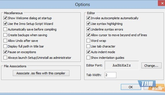 Inno Setup Compiler Ekran Görüntüleri - 2