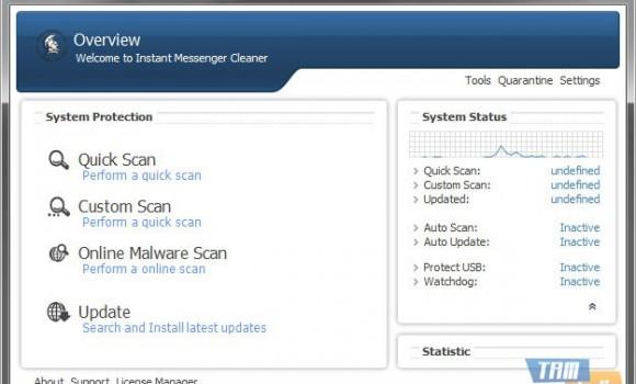 Instant Messenger Cleaner Ekran Görüntüleri - 4