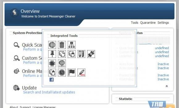 Instant Messenger Cleaner Ekran Görüntüleri - 2