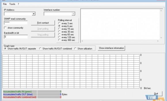 Interface Traffic Indicator Ekran Görüntüleri - 3