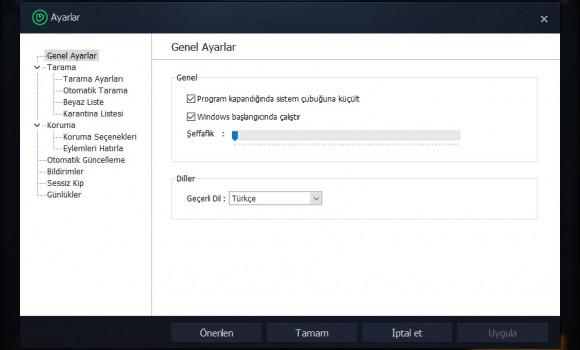 IObit Malware Fighter Free Ekran Görüntüleri - 1