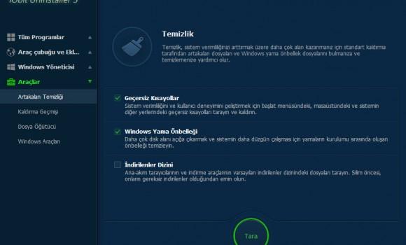 IObit Uninstaller Ekran Görüntüleri - 3