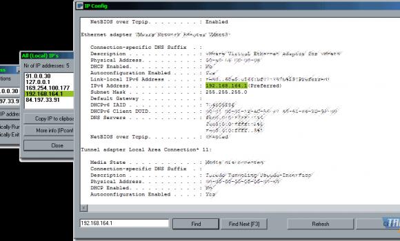 IPaddress Ekran Görüntüleri - 1