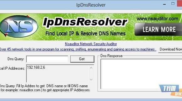 IpDnsResolver Ekran Görüntüleri - 1
