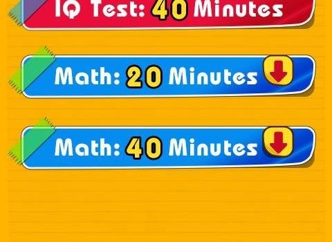 IQ Test Ekran Görüntüleri - 4