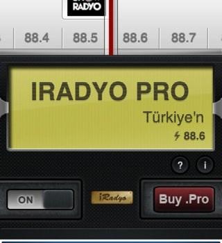 iRadyo Ekran Görüntüleri - 1