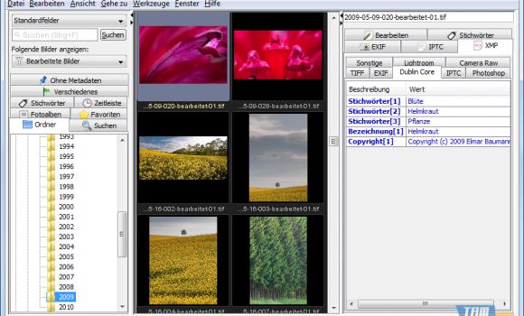 JPhotoTagger Ekran Görüntüleri - 1