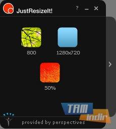 JustResizeIt! Ekran Görüntüleri - 2