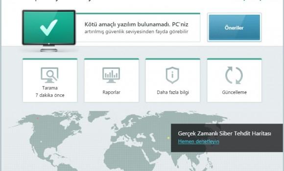 Kaspersky Security Scan Ekran Görüntüleri - 2