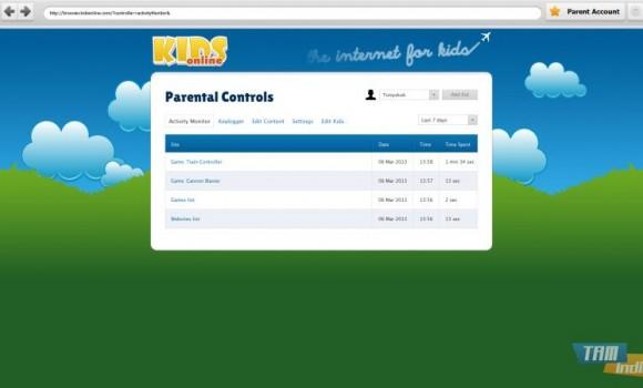 Kids Online Ekran Görüntüleri - 1