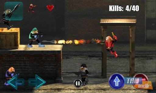 Killer Bean Unleashed Ekran Görüntüleri - 3