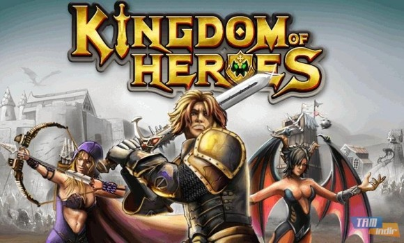 Kingdom of Heroes Ekran Görüntüleri - 1