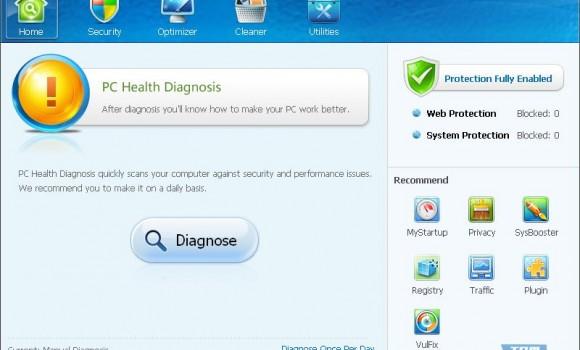 Kingsoft PC Doctor Ekran Görüntüleri - 1