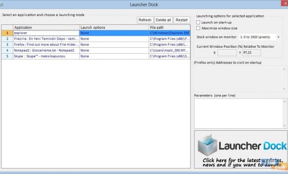 Launcher Dock Ekran Görüntüleri - 2