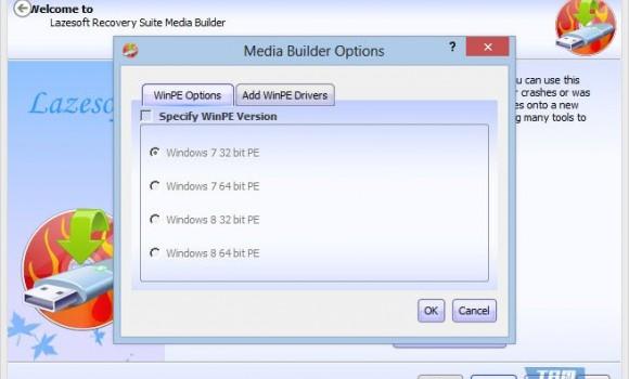 Lazesoft Recovery Suite Home Ekran Görüntüleri - 4