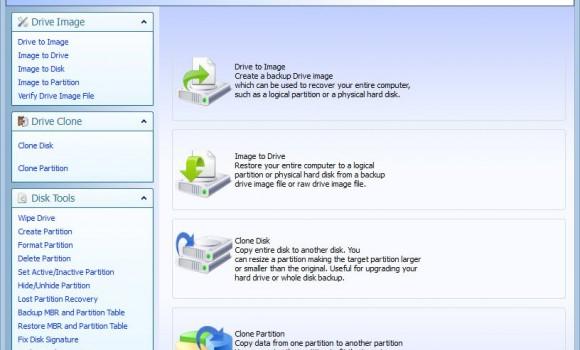Lazesoft Recovery Suite Home Ekran Görüntüleri - 1