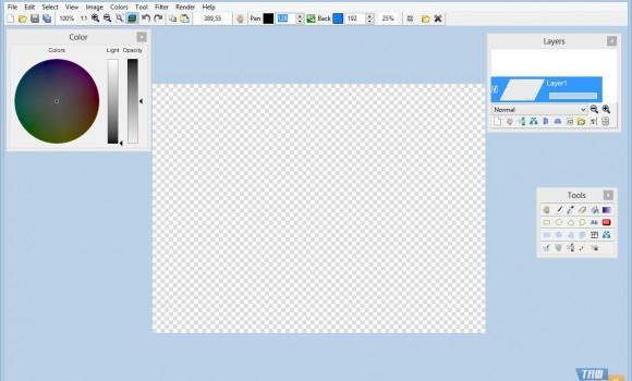 LazPaint Ekran Görüntüleri - 2