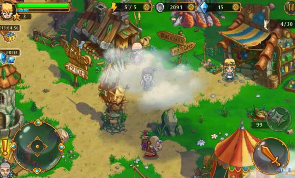 League of Heroes Ekran Görüntüleri - 6