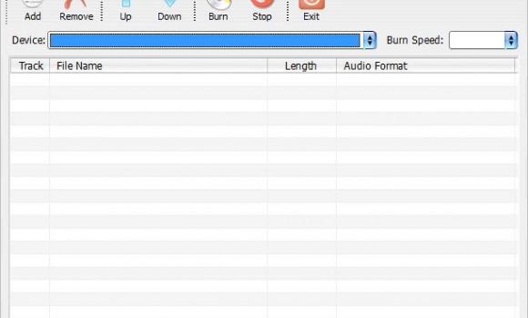 Leapic Audio CD Burner Free Ekran Görüntüleri - 1