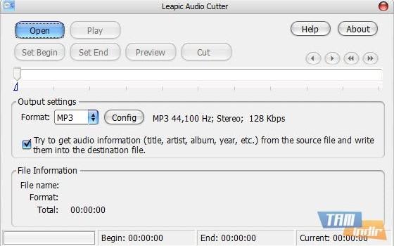 Leapic Audio Cutter Ekran Görüntüleri - 2